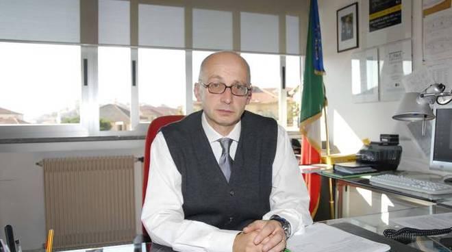 Il preside Giovanni Poggio