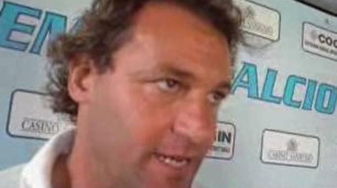 Robert Biffi, allenatore della Sanremese
