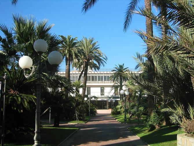 Il Palazzo del Parco di Bordighrea