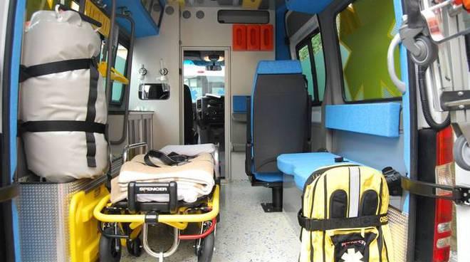 Ambulanza Sanremo Soccorso generica
