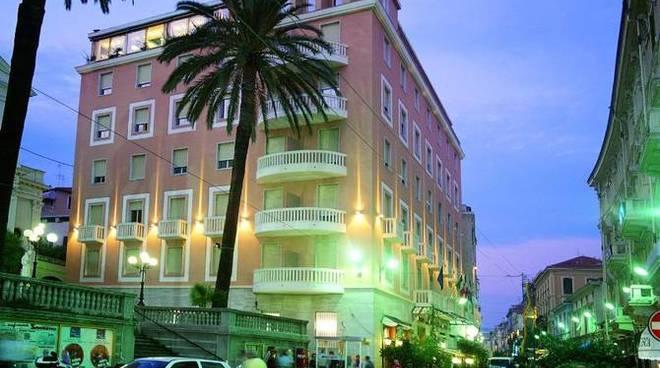 L'Hotel Nazionale di Sanremo