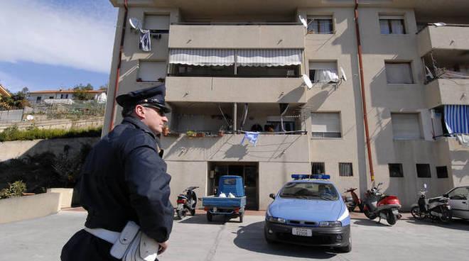 lite Case Parcheggio Polizia