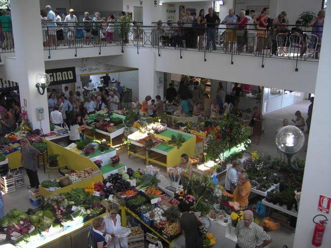 nuovo mercato coperto bordighera