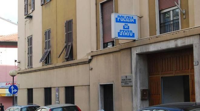 Commissariato caserma Polizia Ventimiglia