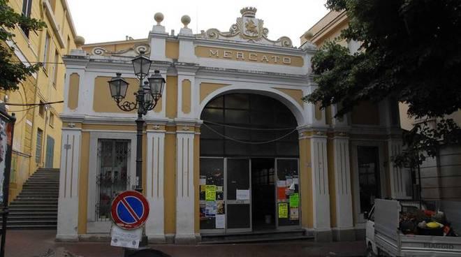 Mercato Porto Maurizio