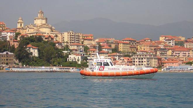 Motovedetta CP 2110 Guardia Costiera Imperia