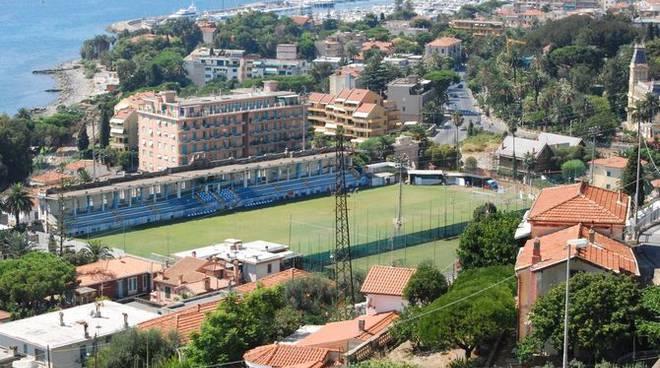 stadio comunale corso Mazzini Sanremo