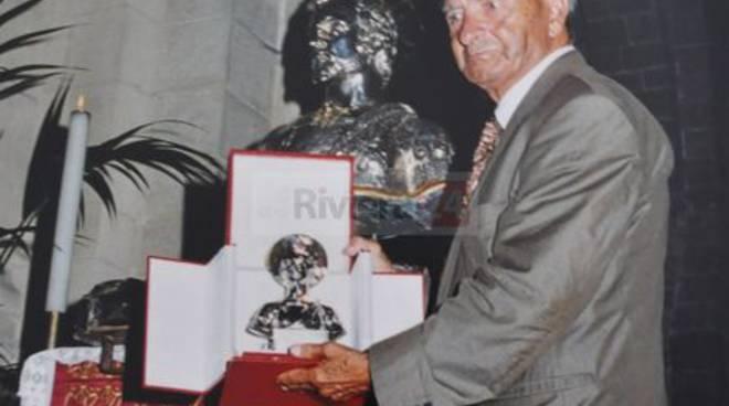 Il giornalista Angelo Maccario