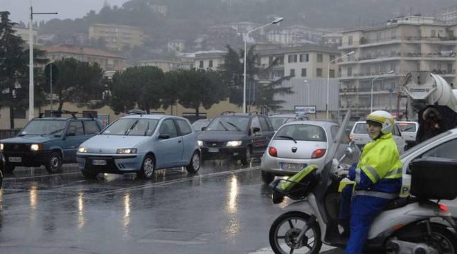 Maltempo Imperia pioggia