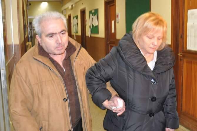I genitori di Antonella: Rocco Multari e Rosa Tripodi