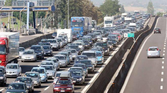 Coda Traffico Autostrada A10