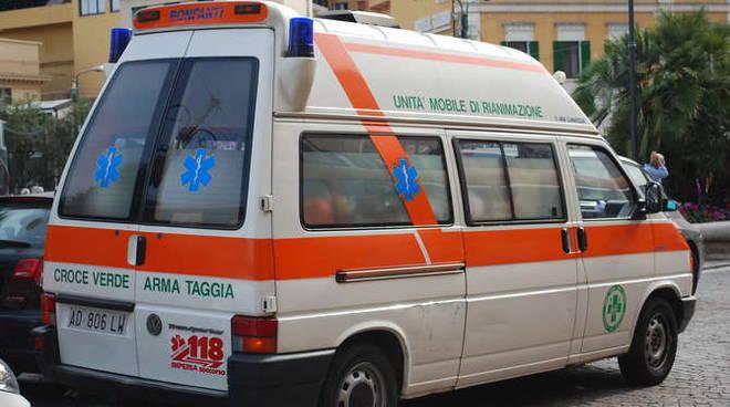 Croce Verde Arma Sanremo Taggia