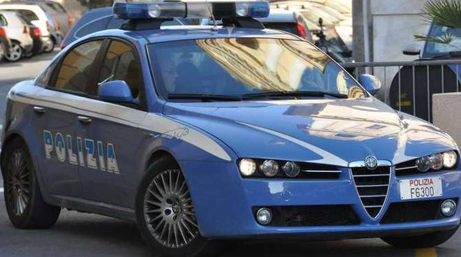 Polizia Questura Volante