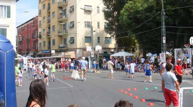 festa dello sport 2009 taggia