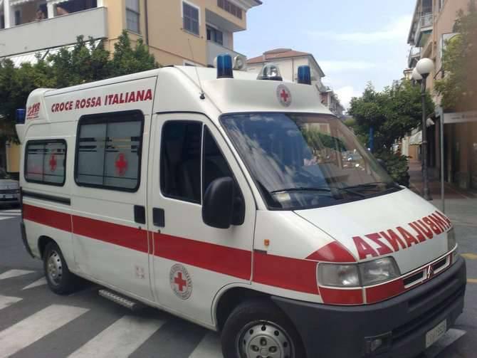 Croce rossa Diano Marina generica