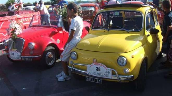 Raduno 2009 Fiat 500 Sanremo