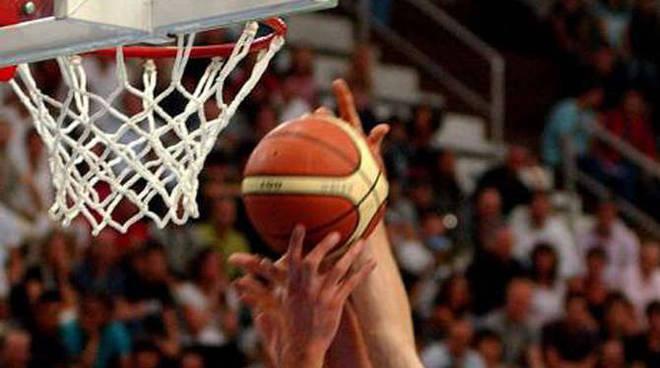 Basket generica pallacanestro