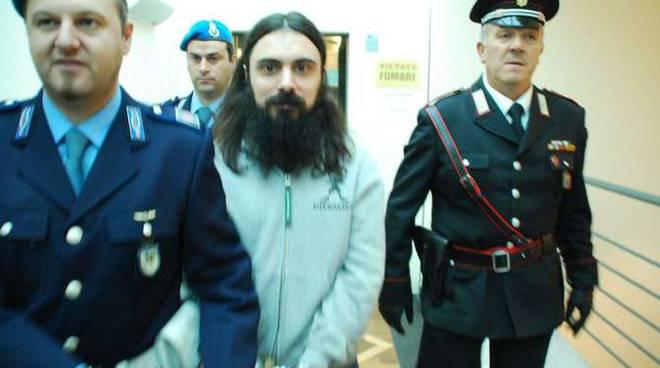 Luca Delfino Appello multa 85 euro