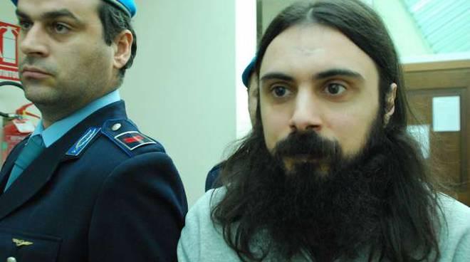 Luca Delfino Appello multa 85 euro Delfino