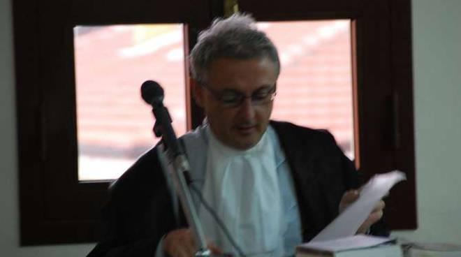 Luca Delfino Appello multa 85 euro Paolo Luppi