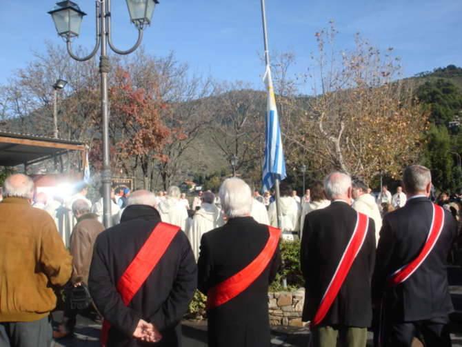 Seborga Commemorazione Giorgio I principe