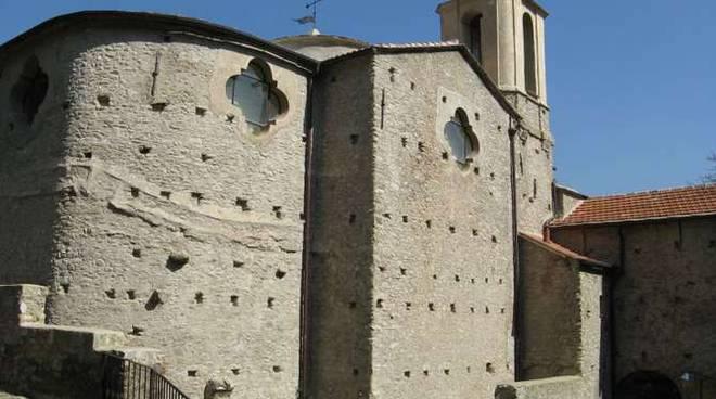 Restauro Santa Teresa Taggia