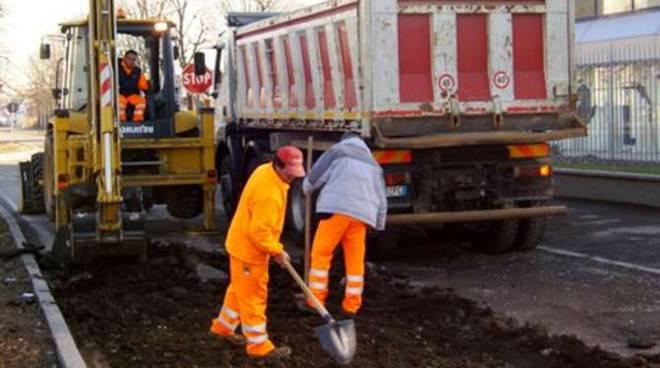 Rifacimento strade asfalti