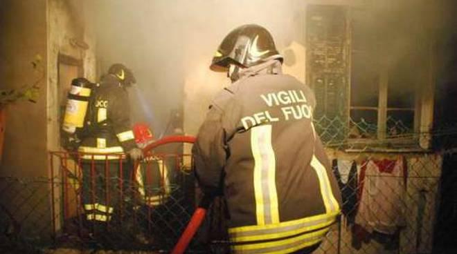 Oristano ha festeggiato Santa Barbara la patrona del vigili del fuoco