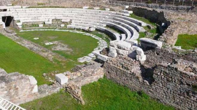 Teatro Romano Ventimiglia
