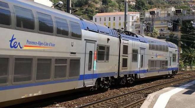 Treno francese Sncf