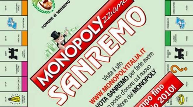 Sanremo Monopoly