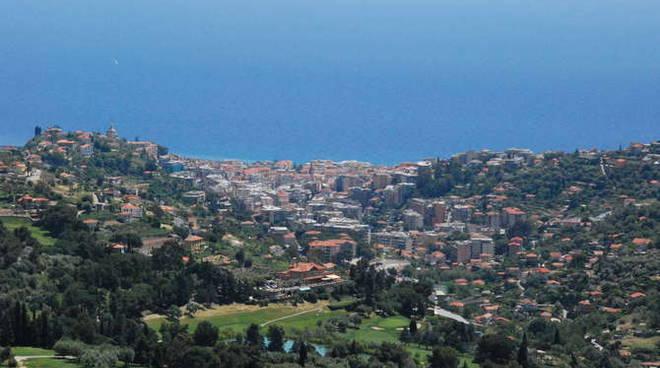 Sanremo panoramica generica panorama
