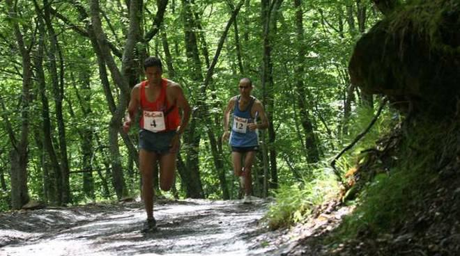 maratona monte faudo 2010
