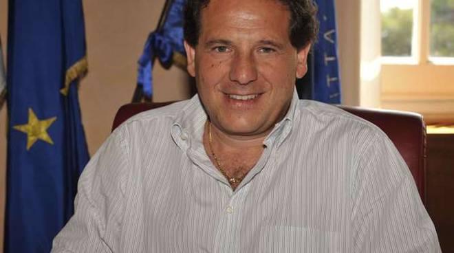 Il neo assessore Luca Volpe