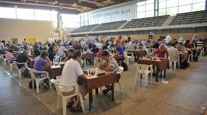 52° torneo di scacchi imperia