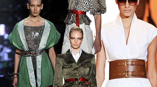 rivenditore online 5897a b0d86 Moda e Tendenze: La cintura, l'eterno ritorno - Riviera24
