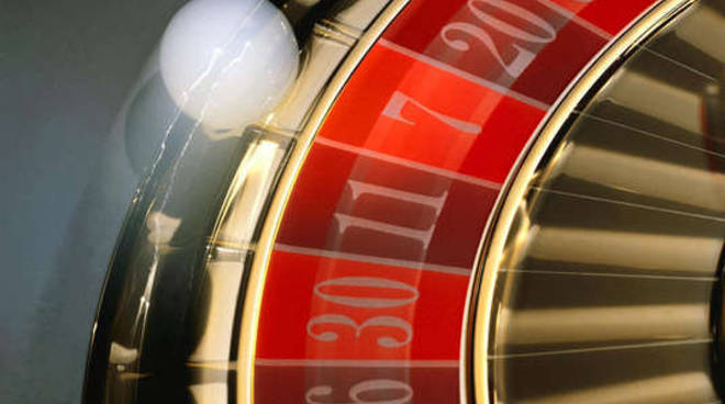 Roulette casinò gioco azzardo