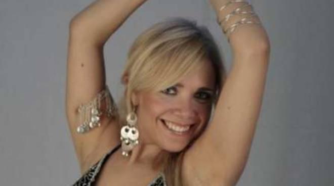 danza orientale Francesca Paglieri