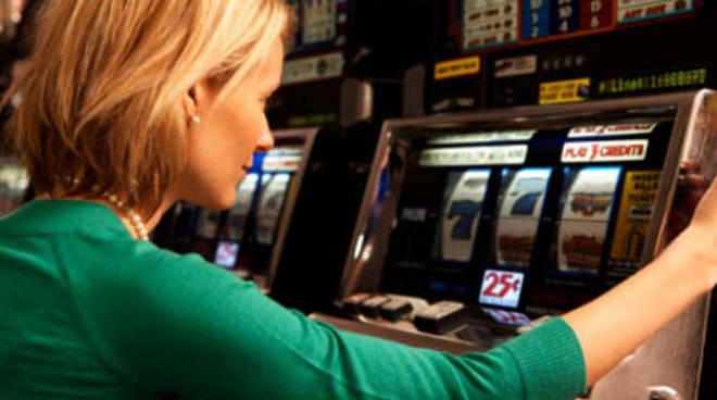 Gioco d'azzardo slot
