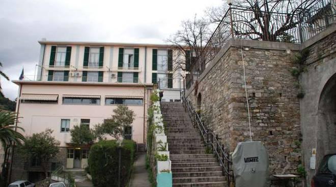Scuole chiuse Rubino Borgo Baragallo Sanremo