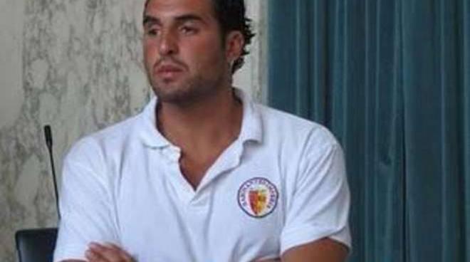 Marco Capanna allenatore della Mediterranea Imperia di