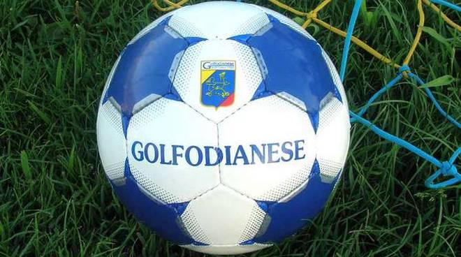 pallone calcio golfo dianese