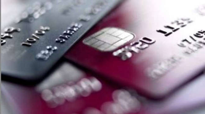 Carte Carta di credito generica