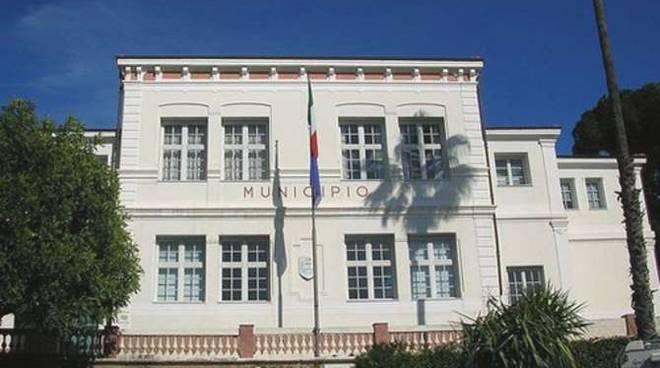 Bordighera Palazzo Garnier Comune
