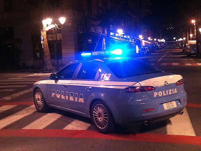 polizia notturna volante generica