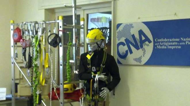 Seminario CNA imperia sicurezza lavoro