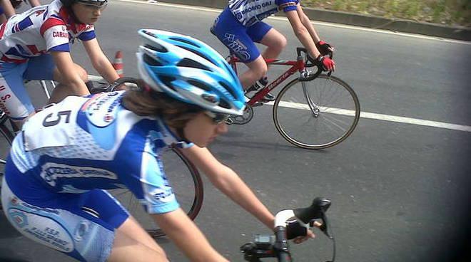ciclista ventimigliese alessandro montali