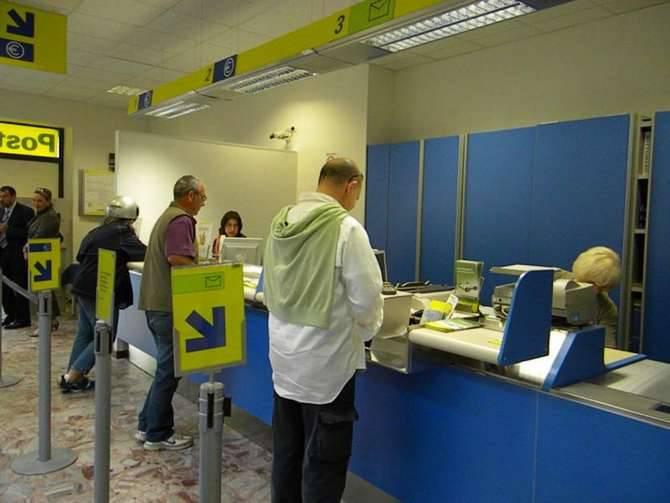 nuovo ufficio postale sanremo
