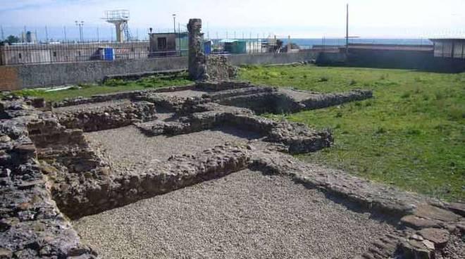 villa romana sanremo