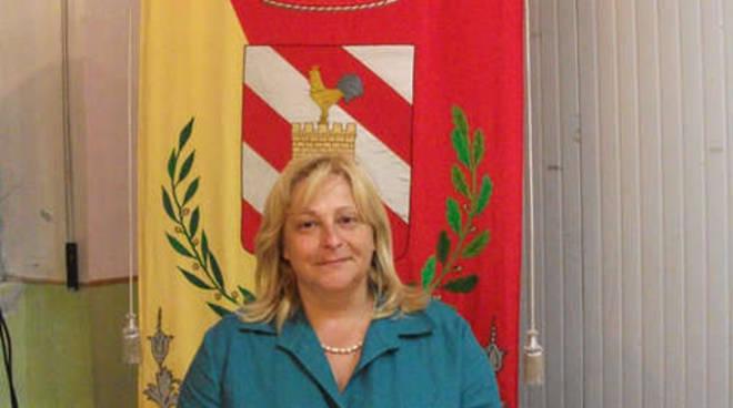 Il sindaco di Cipressa Gianna Spinelli